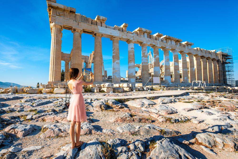 Parthenon temple in Acropolis_278717774