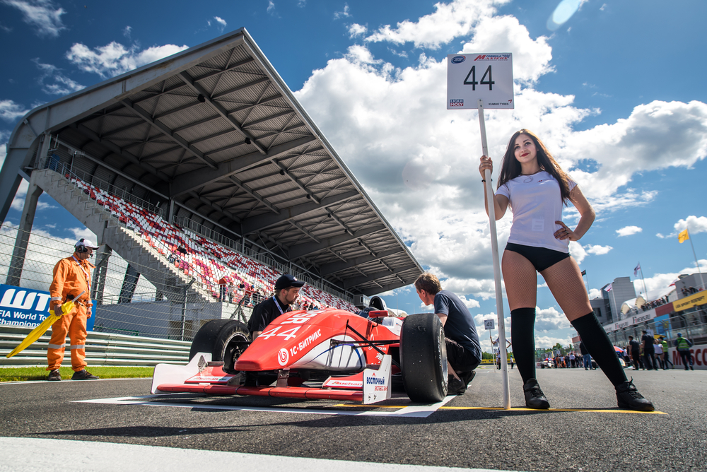 Race in Moscow Raceway Circuit_323098736