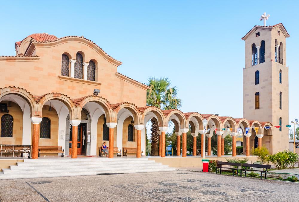 Church of St. Nektarios_260722520
