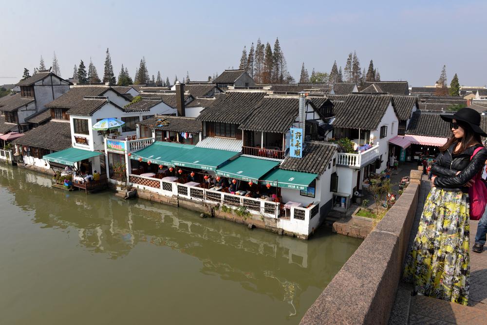 Qingpu District of Shanghai_245499583