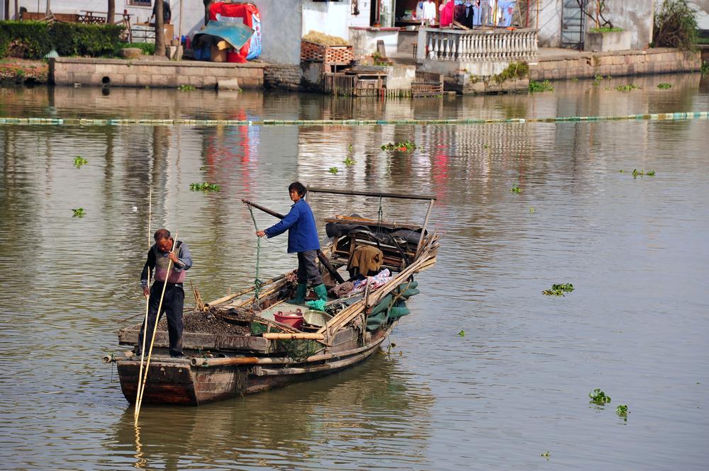 ancient water town of Zhujiajiao_301244705