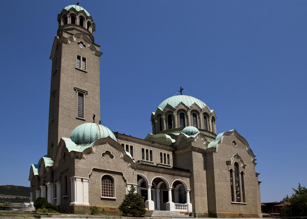 Cathedral Rozhdestvo Bogorodichno - BULGARIA_157190900