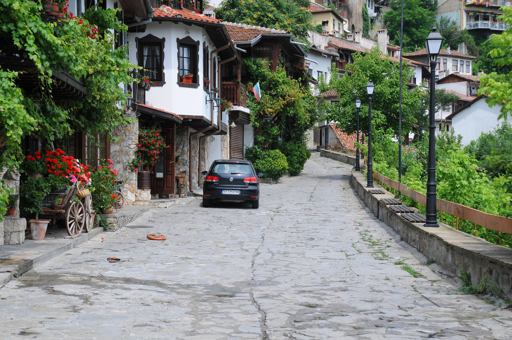 Bulgarian houses in General Gurko Street_280552859