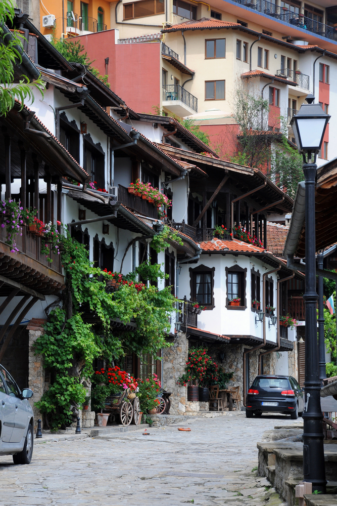 Bulgarian houses in General Gurko Street_218832043