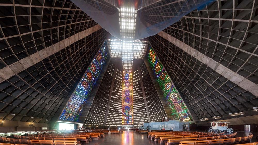 Metropolitan cathedral in Rio de Janeiro_264534125