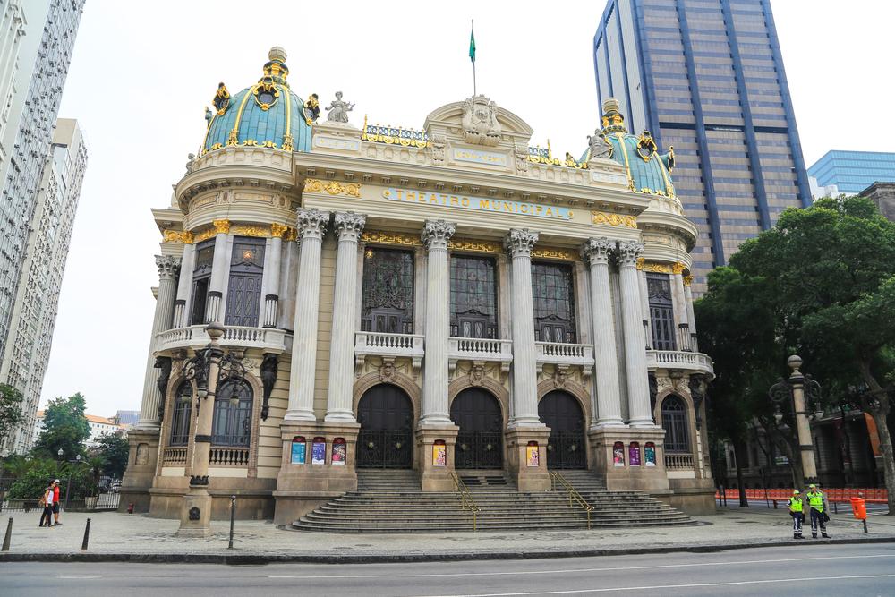 Municipal Theatre in Rio de Janeiro_229971124
