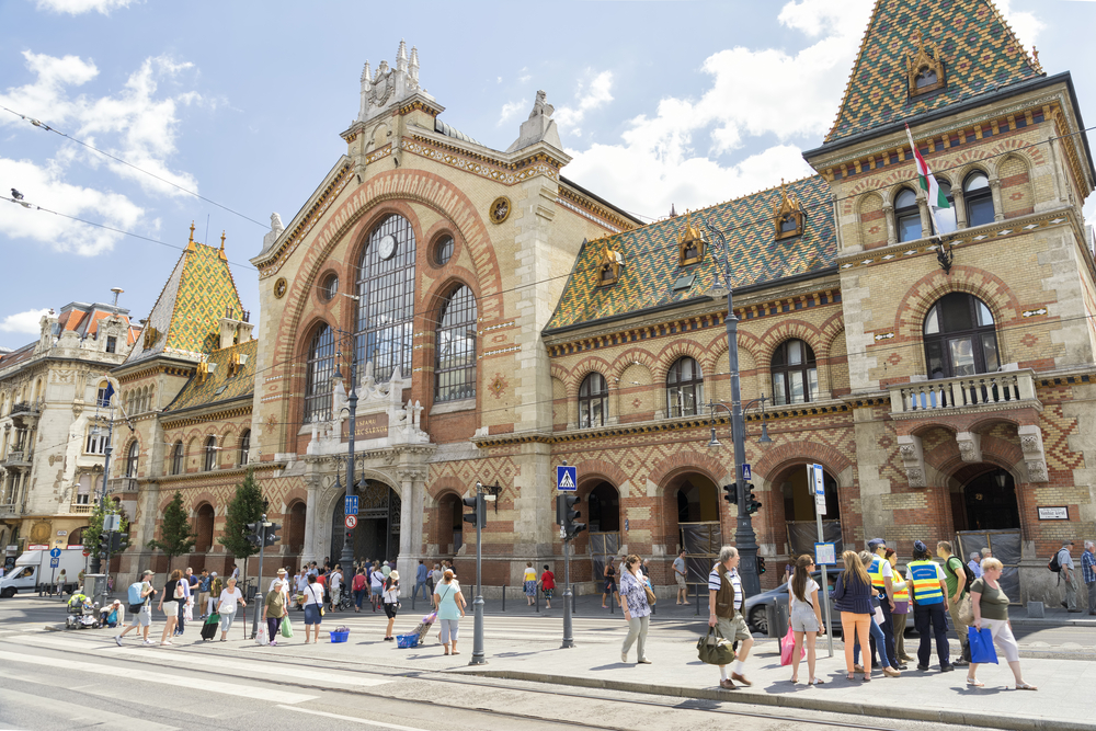 Great Market Hall of Budapest_296965058