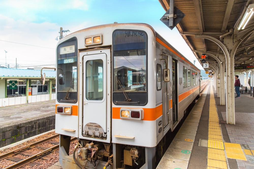 Taki station to Ise_400330465
