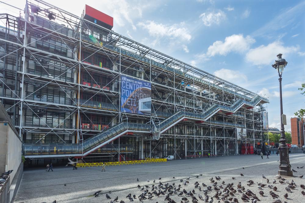 The Centre Georges Pompidou_294992777