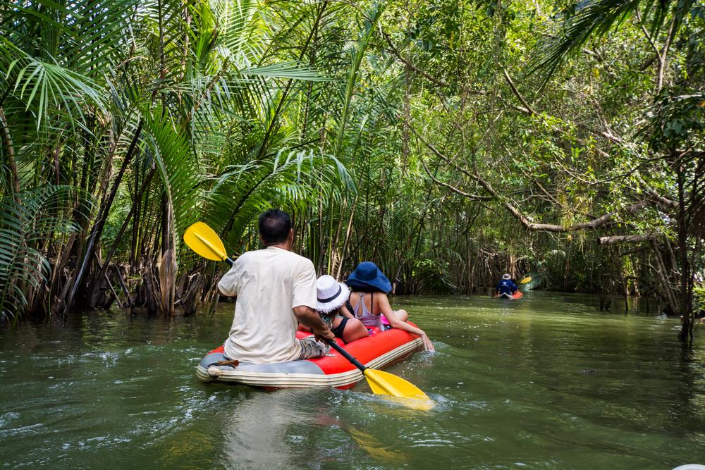 Canal at Phang Nga_418321618
