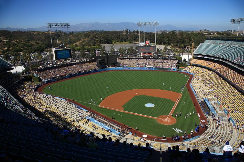 Dodger Stadium _129023237