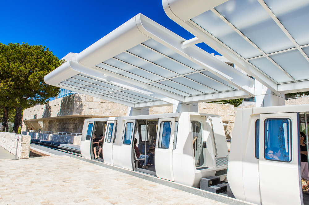 Hovertrain to the J. Paul Getty Museum (Getty Museum)_336734441