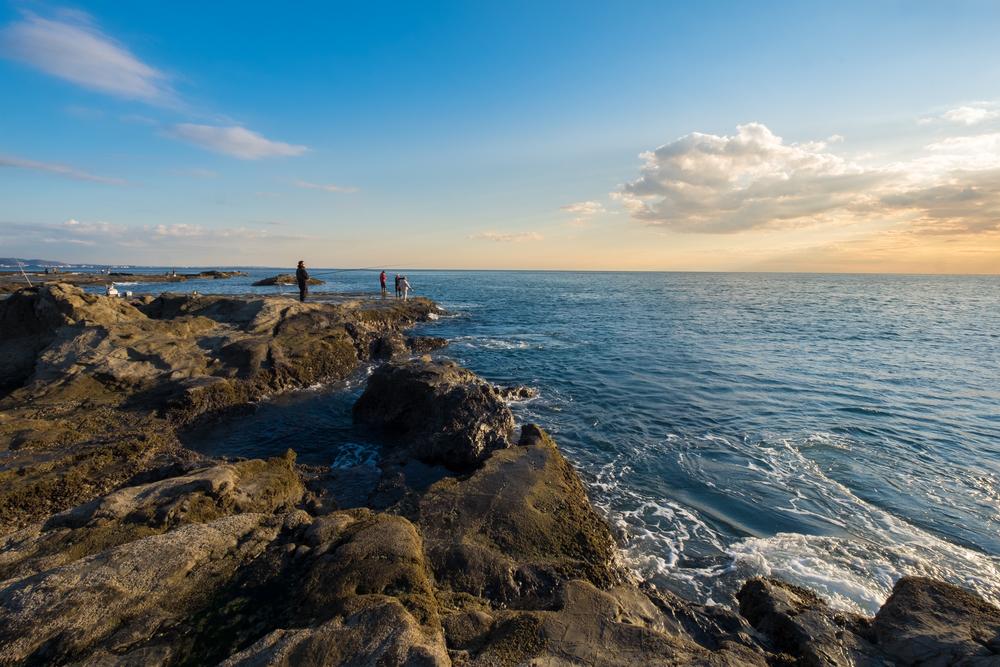 Southern Coast of Enoshima Island - Kamakura_394110745
