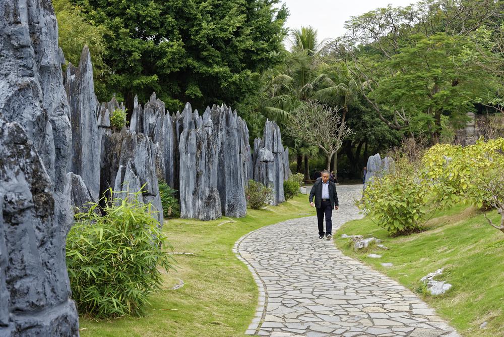 Shenzhen Splendid China Folk Village theme park_368928722