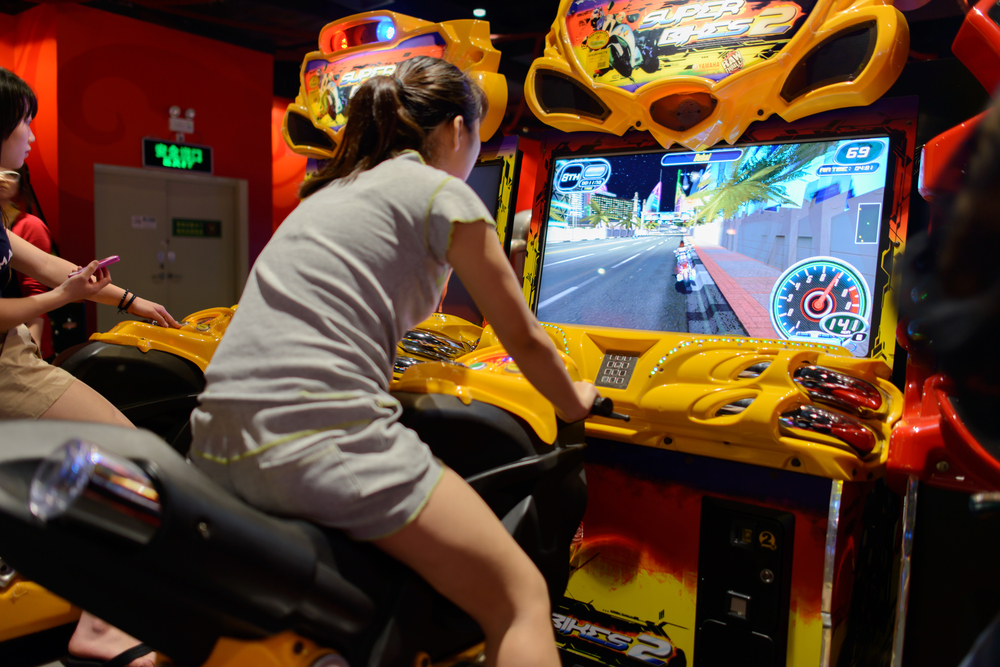 motorcycle in the game_201092549