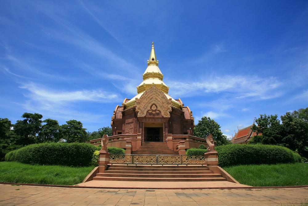 Wat Pa Salawan in Nakhon Ratchasima province_105297560