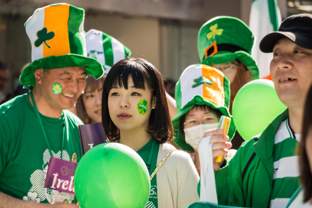 St Patrick Day at Motomachi street_168471212