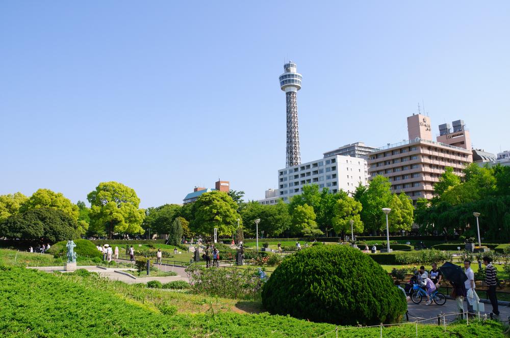 Park Yamashita - Yokohama_77655577