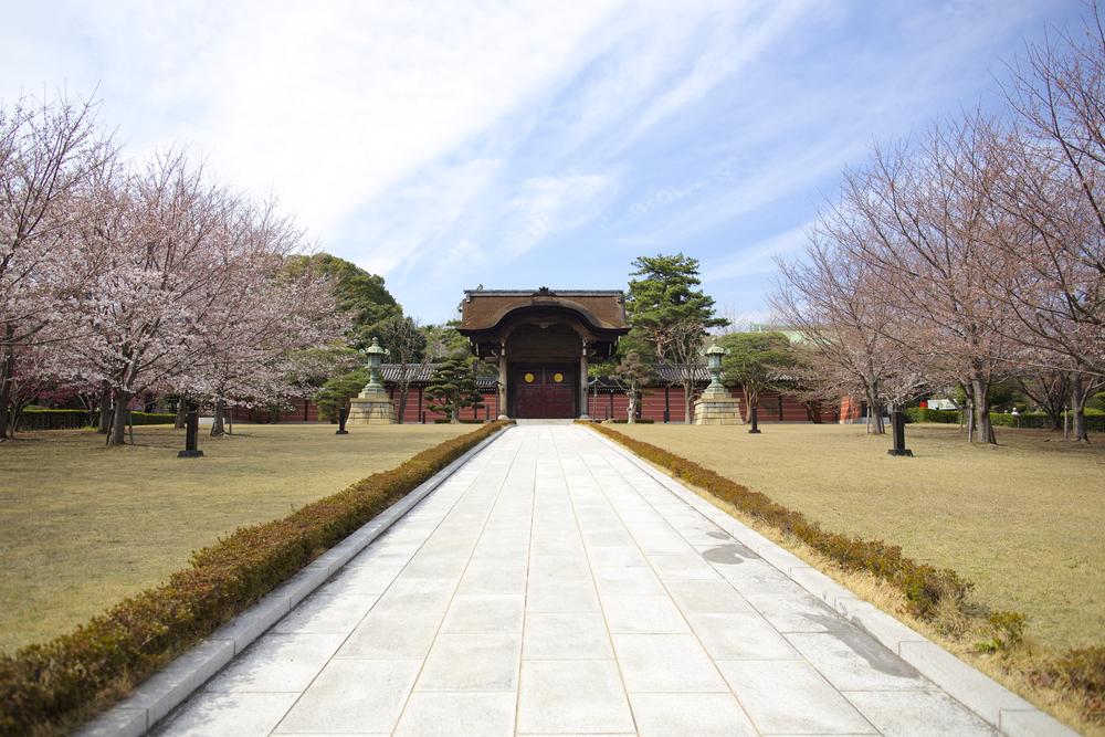 Temple in Yokohama, Japan_185059769