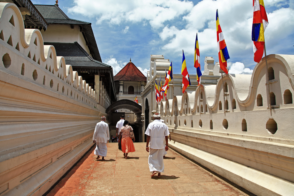 Kandy, Tooth temple_109623662
