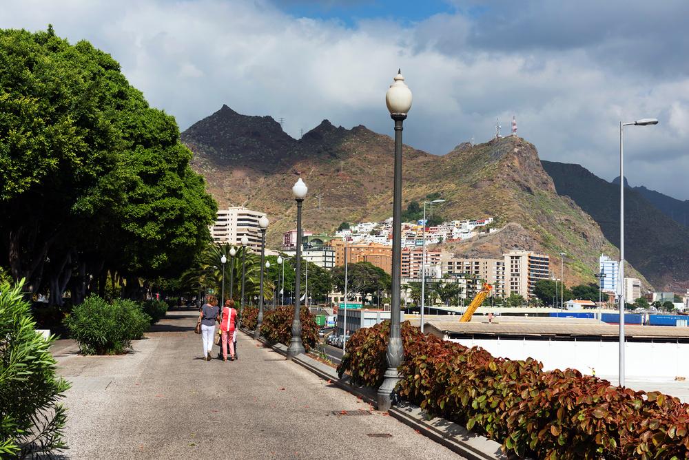Architectural detail in Santa Cruz de Tenerife_259739840