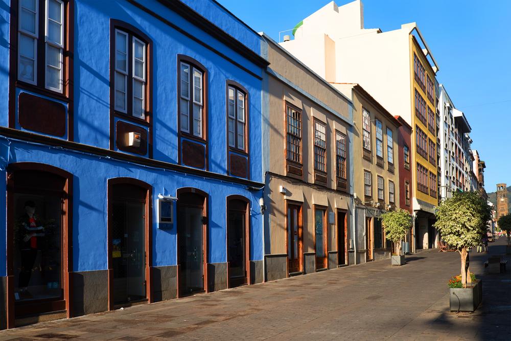 San Cristobal de La Laguna, Tenerife_232919428