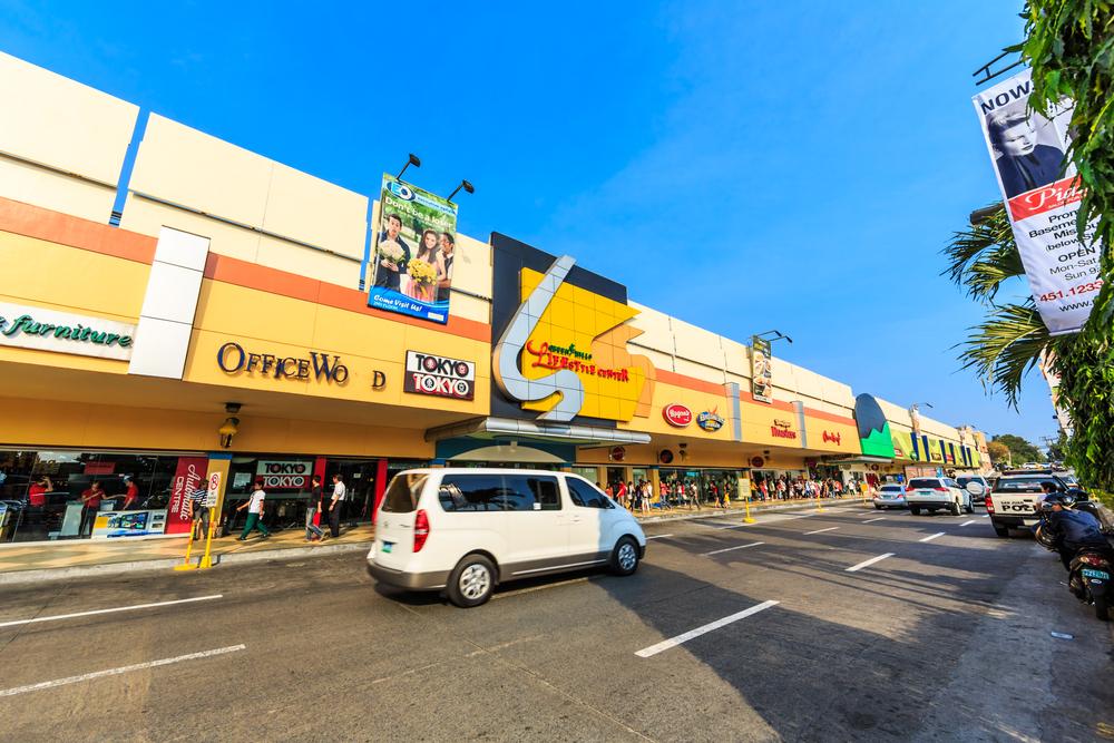 Green Hill Shopping mall _184311266