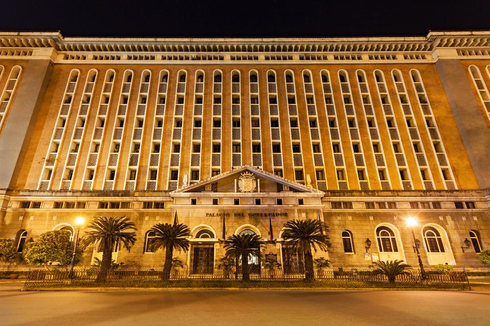 Palacio del Gobernador in Intramuros _164741906