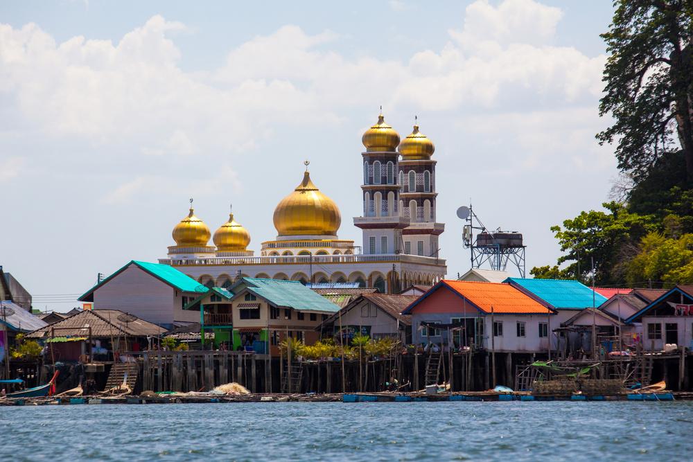 Phang Nga in southern Thailand_279934415