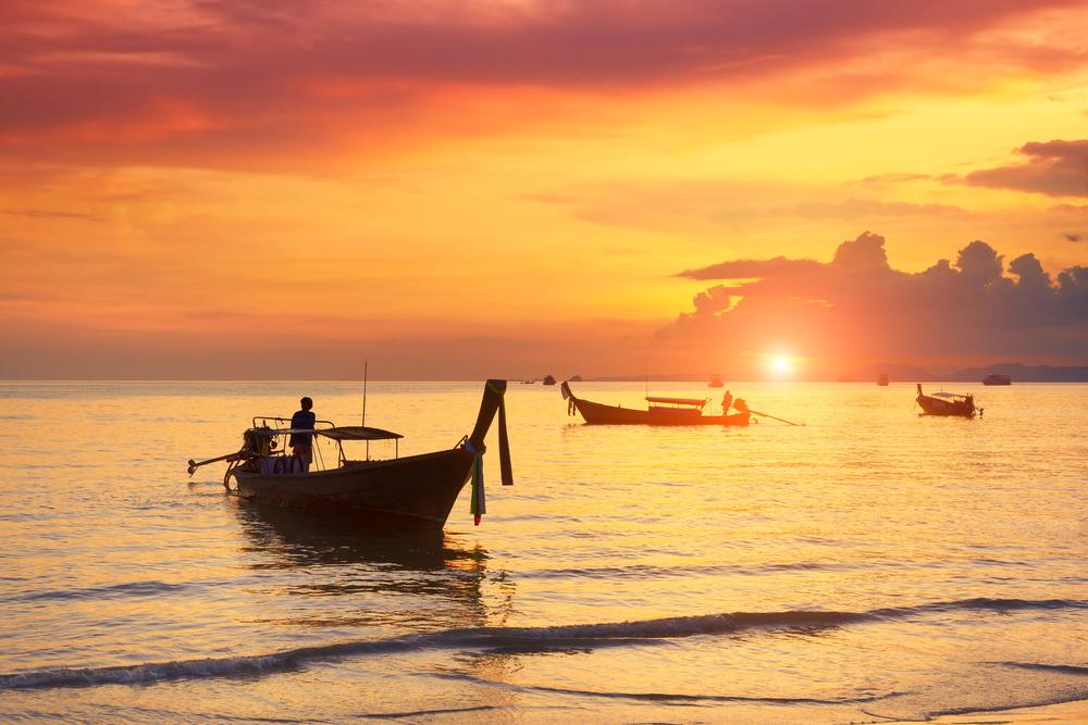 Sunset at Phang Nga Bay, Krabi_303204020