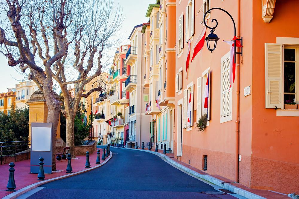 Monaco Village in Monaco Monte Carlo_242193013