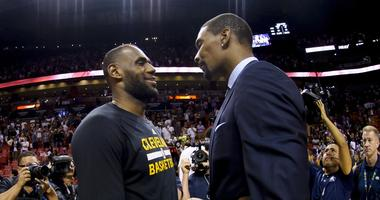 Donno and Friedo Show: Will LeBron Make Bosh's Jersey Retirement? Also, Our Favorite Stories of the Weekend