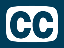Closed Captions CC logo