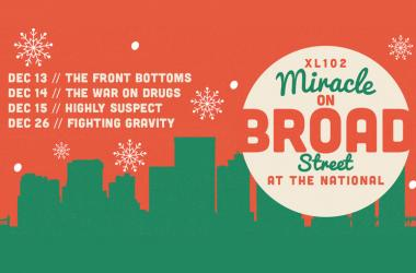 Miracle on Broad Street Night 4