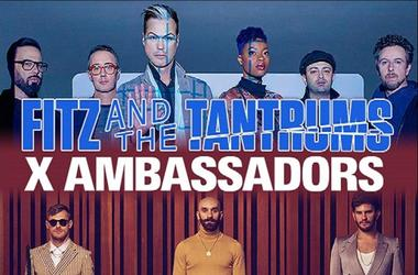 Fitz & Tantrums and X Ambassadors