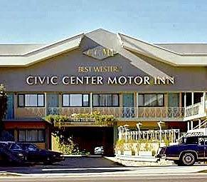 Civic Center Motor Inn A Trikon Hotel San Francisco
