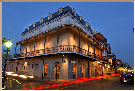 locations french quarter. Black Bedroom Furniture Sets. Home Design Ideas