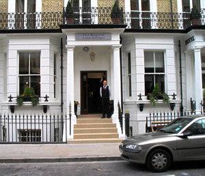 Kensington Town House