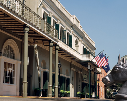 Hotels In New Orleans Near Bourbon Street