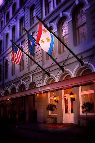 Hotel Guides Downtown New Orleans