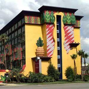 Orlando Vista Hotel