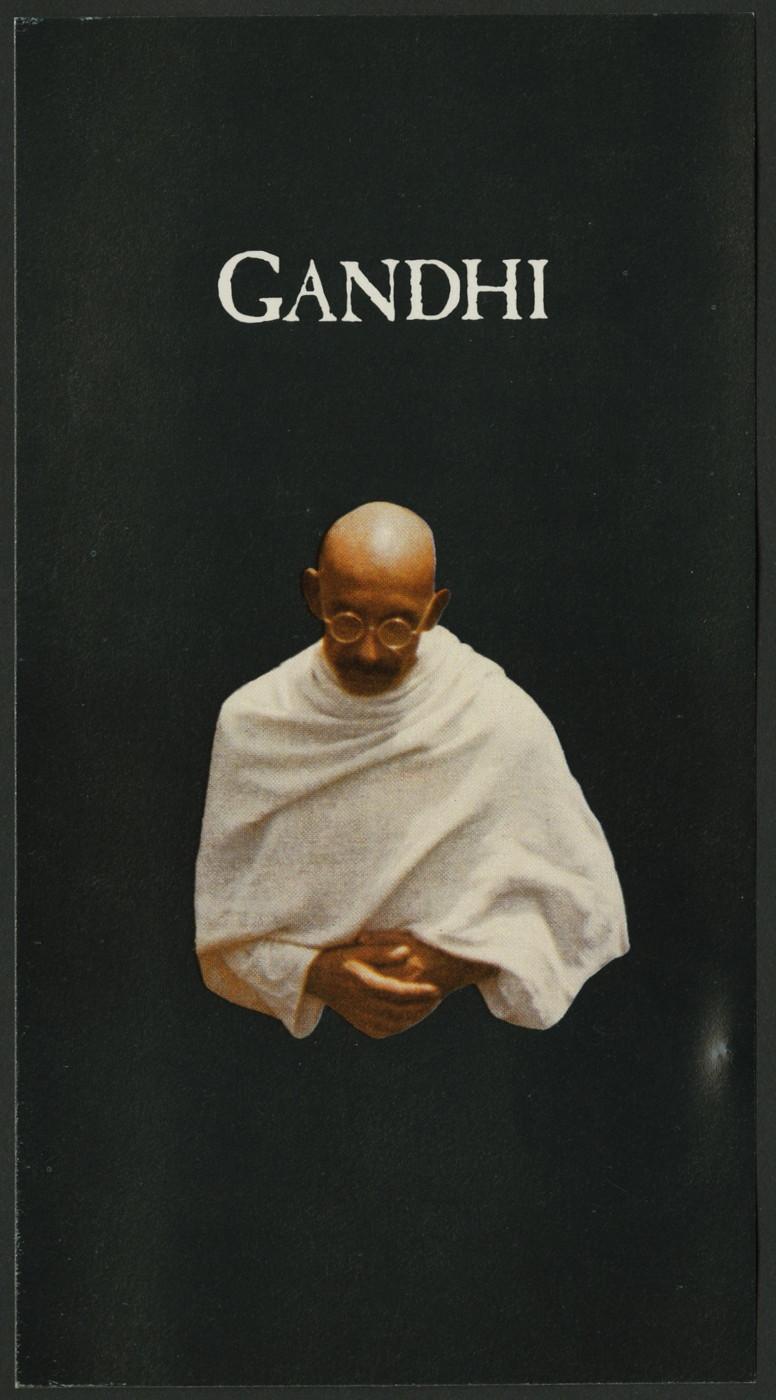 gandhi movie essays Film analysis of gandhi - movie review example let us find you another movie review on topic film analysis of gandhi for free send me essays.