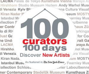 100 Curators 100 Days