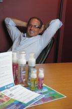Dr. J - CEO of safeHands