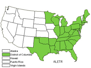 Native States for Colicroot (Aletris)