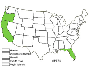 Native States for Aptenia (Aptenia)