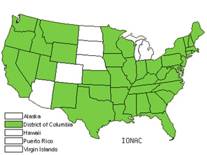 Native States for Aster (Ionactis)