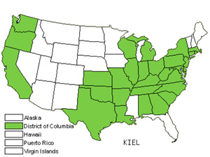 Native States for Sharpleaf Cancerwort (Kickxia Elatine)