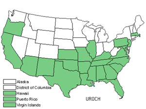 Native States for Signalgrass (Urochloa)