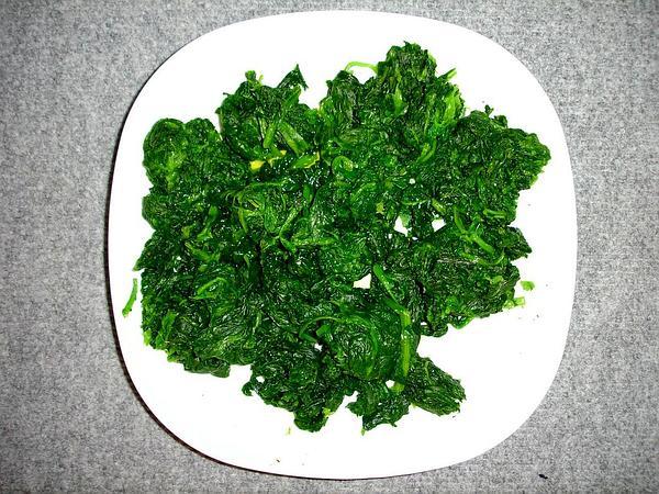 Spinach (Spinacia) http://www.sagebud.com/spinach-spinacia/